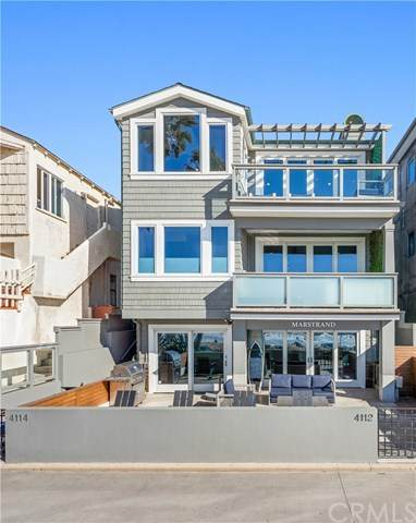4112 The Strand, Manhattan Beach, CA 90266 (#EV21093291) :: The Costantino Group | Cal American Homes and Realty