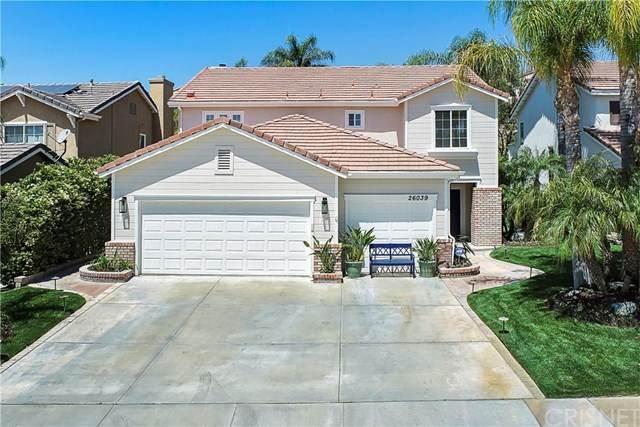 26039 Salinger Lane, Stevenson Ranch, CA 91381 (#SR21093071) :: Pam Spadafore & Associates