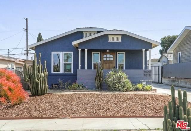 7020 Madden Avenue, Los Angeles (City), CA 90043 (#21726918) :: Mainstreet Realtors®