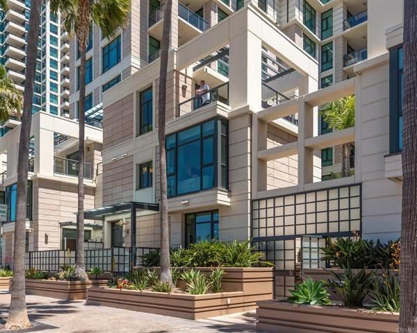 1199 Pacific Highway #105, San Diego, CA 92101 (#PTP2102991) :: Mainstreet Realtors®