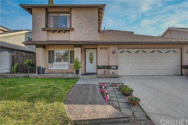 8536 Tujunga Valley Street, Sunland, CA 91040 (#SR21093921) :: The Brad Korb Real Estate Group