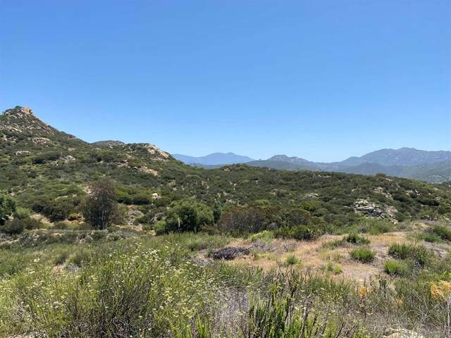 0 San Vicente View, Ramona, CA 92065 (#210011684) :: The Costantino Group | Cal American Homes and Realty