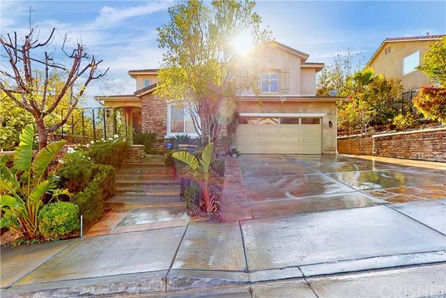 28361 Falcon Crest Drive, Canyon Country, CA 91351 (#SR21093913) :: Power Real Estate Group