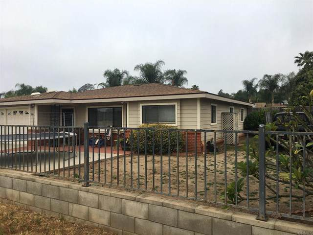 884 Borden Road, San Marcos, CA 92069 (#PTP2102995) :: The Costantino Group | Cal American Homes and Realty