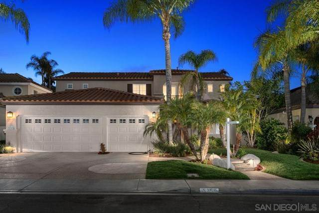 5260 Beachcomber Ct, San Diego, CA 92130 (#210011708) :: The Costantino Group | Cal American Homes and Realty