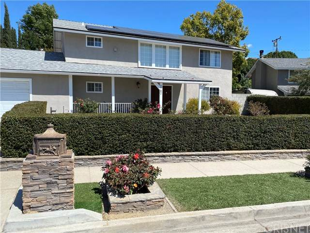 2782 Fallon Cir, Simi Valley, CA 93065 (#SR21090937) :: Go Gabby