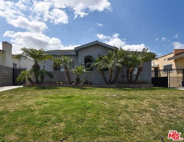 2416 2418 W 73Rd Street, Los Angeles (City), CA 90043 (#21726910) :: Mainstreet Realtors®