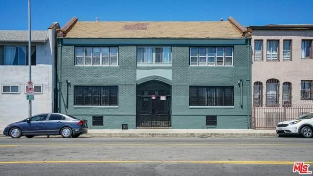 1735 W Vernon Avenue, Los Angeles (City), CA 90062 (#21727178) :: Mainstreet Realtors®