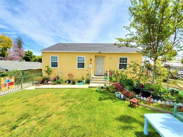 624 Russell Avenue, Monterey Park, CA 91755 (#TR21094170) :: Blake Cory Home Selling Team