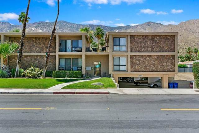2727 S Sierra Madre #8, Palm Springs, CA 92264 (#219061486DA) :: Cochren Realty Team | KW the Lakes