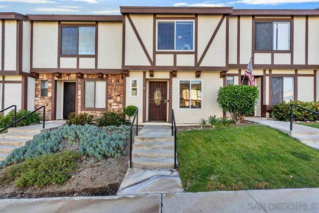 9306 W Heaney Circle, Santee, CA 92071 (#210011732) :: The Costantino Group   Cal American Homes and Realty