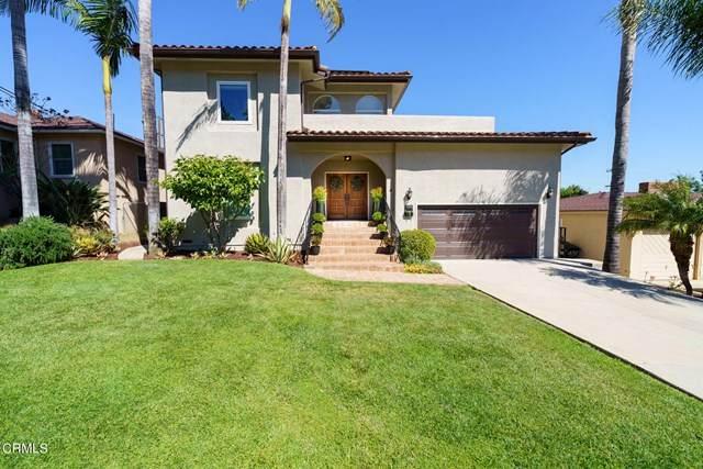 326 Kingsford Street, Monterey Park, CA 91754 (#P1-4559) :: Blake Cory Home Selling Team