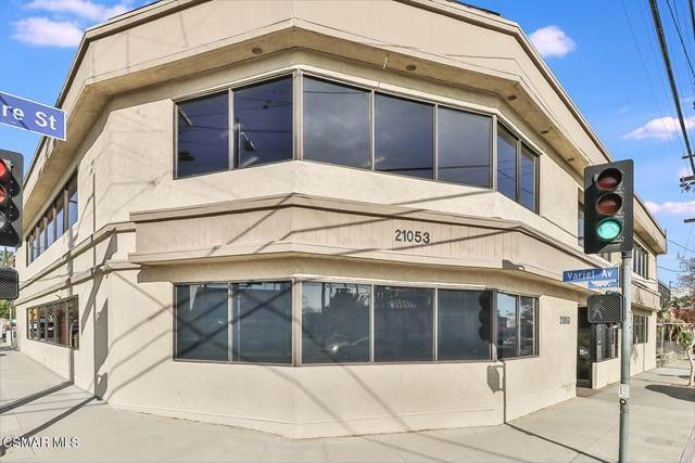 21053 Devonshire Street 202-207, Chatsworth, CA 91311 (#221000557) :: Mainstreet Realtors®