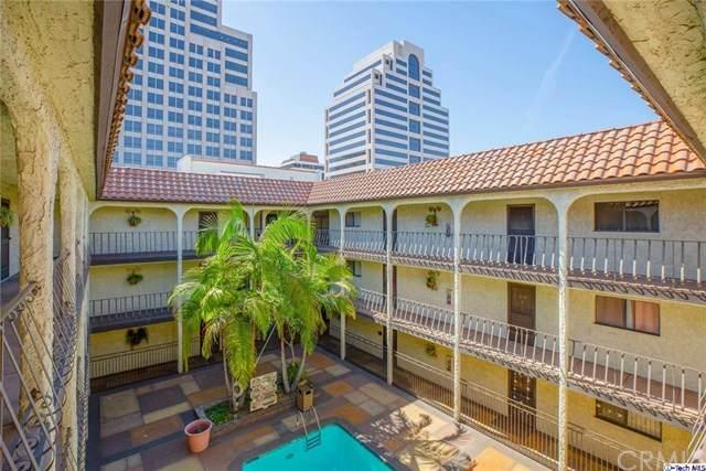 510 N Maryland Avenue #317, Glendale, CA 91206 (#320005953) :: The Brad Korb Real Estate Group