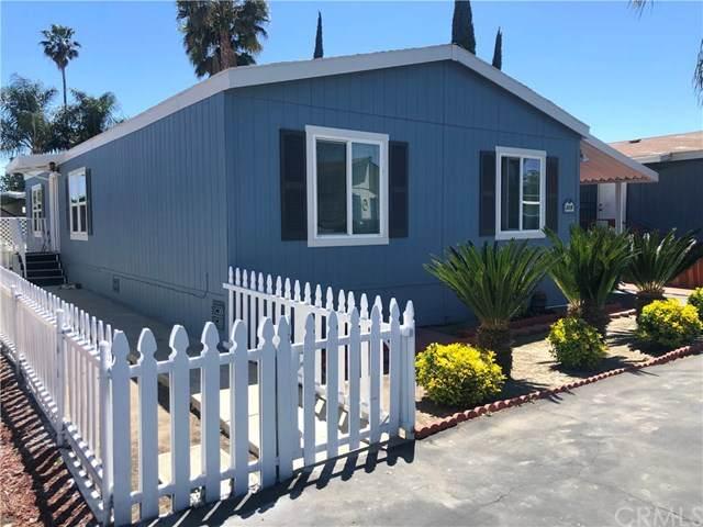 15050 Monte Vista Avenue #215, Chino Hills, CA 91709 (#CV21094293) :: Mainstreet Realtors®