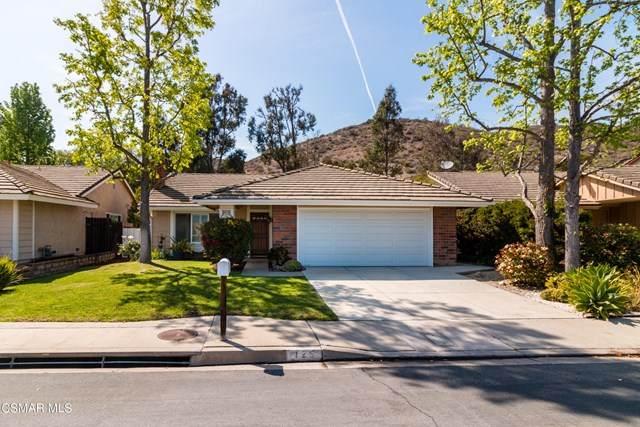 125 Los Vientos Drive, Newbury Park, CA 91320 (#221002348) :: Pam Spadafore & Associates