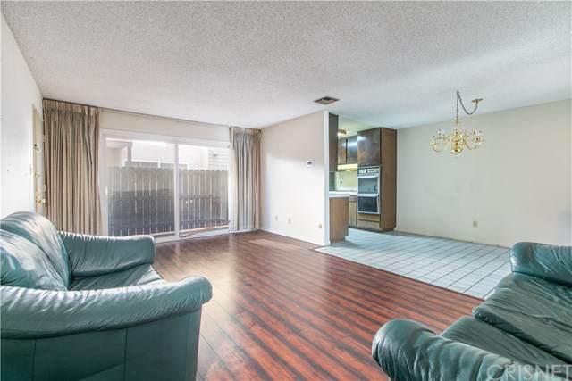 5252 Coldwater Canyon Avenue #102, Sherman Oaks, CA 91401 (#SR21093640) :: The Brad Korb Real Estate Group