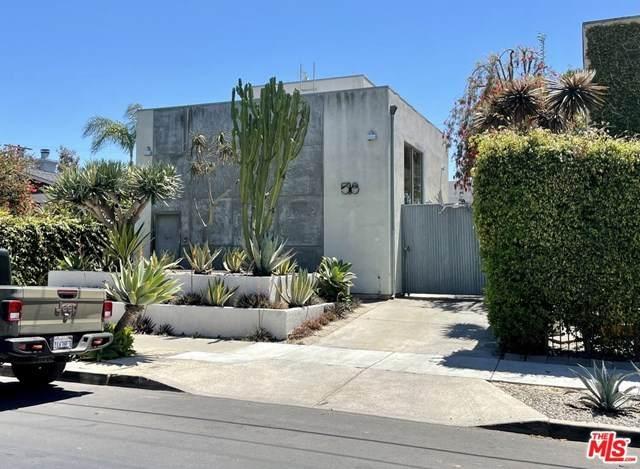 518 Sunset Avenue, Venice, CA 90291 (#21725334) :: Mainstreet Realtors®