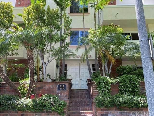 315 N Swall Drive #303, Beverly Hills, CA 90211 (#SR21093550) :: Mainstreet Realtors®