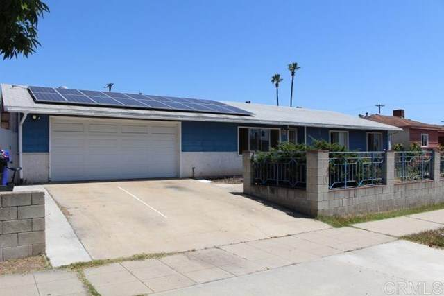 3519 40th St, San Diego, CA 92105 (#PTP2103015) :: Steele Canyon Realty