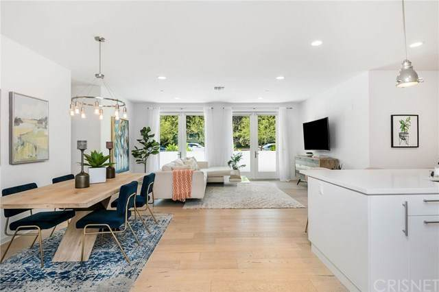 4240 Laurel Canyon Boulevard #101, Studio City, CA 91604 (#SR21093511) :: The Brad Korb Real Estate Group