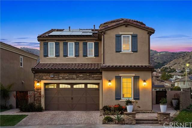 20401 W Arbella Place, Porter Ranch, CA 91326 (#SR21094544) :: The Costantino Group | Cal American Homes and Realty