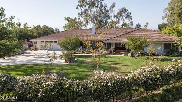 365 Sherwood Court, Thousand Oaks, CA 91361 (#221002352) :: Powerhouse Real Estate