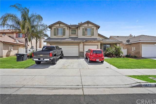 1677 Farrell Way, Perris, CA 92571 (#DW21094788) :: A|G Amaya Group Real Estate