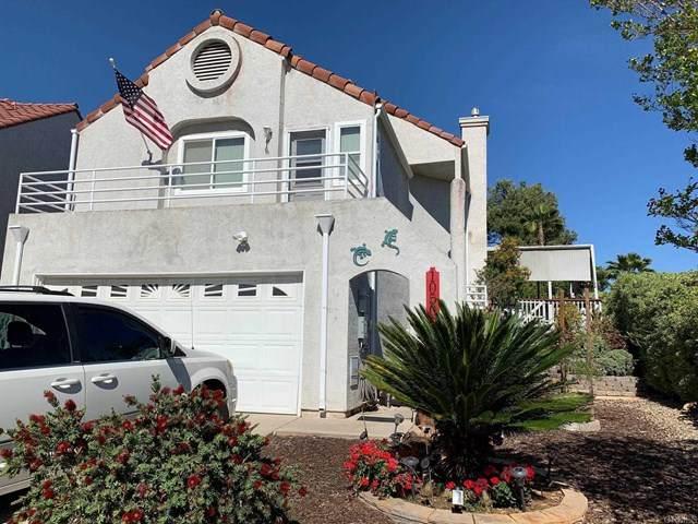 10509 Flora Azalea Court, Santee, CA 92071 (#PTP2103021) :: Compass