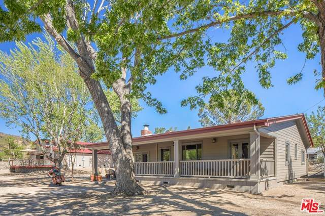 43717 Lake Hughes Road, Lake Hughes, CA 93532 (#21726814) :: eXp Realty of California Inc.