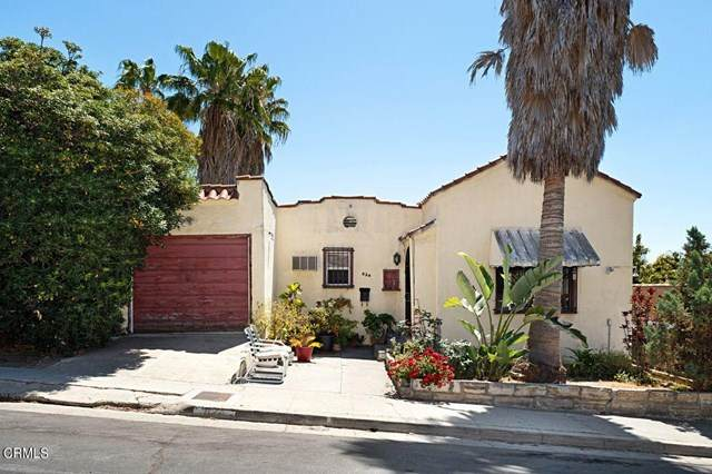 824 Robinson Street, Los Angeles (City), CA 90026 (#P1-4573) :: Mainstreet Realtors®