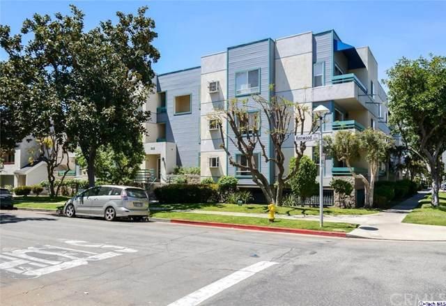 345 N Kenwood Street #201, Glendale, CA 91206 (#320005960) :: The Brad Korb Real Estate Group