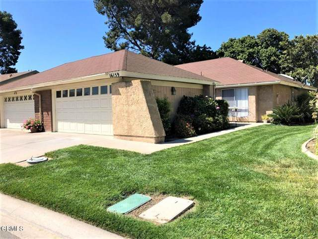 16159 Village 16, Camarillo, CA 93012 (#V1-5551) :: Zember Realty Group