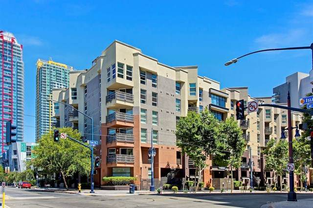 1225 Island Ave #512, San Diego, CA 92101 (#210011811) :: The Costantino Group | Cal American Homes and Realty