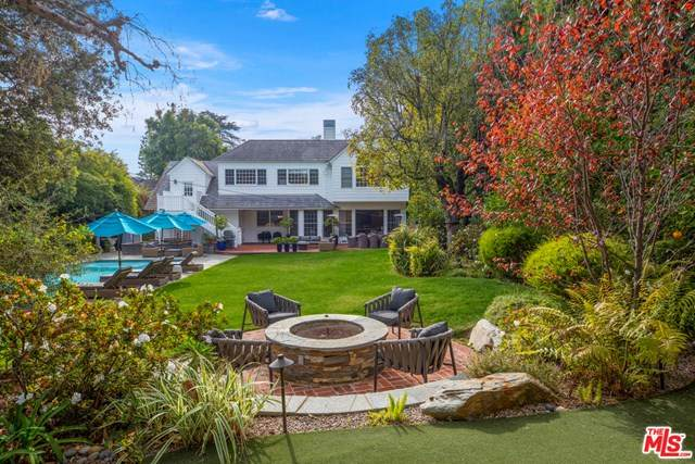 718 N Rexford Drive, Beverly Hills, CA 90210 (#21727576) :: Mainstreet Realtors®