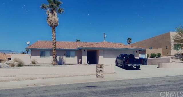 9605 Valencia Drive, Desert Hot Springs, CA 92240 (#CV21094978) :: Mainstreet Realtors®