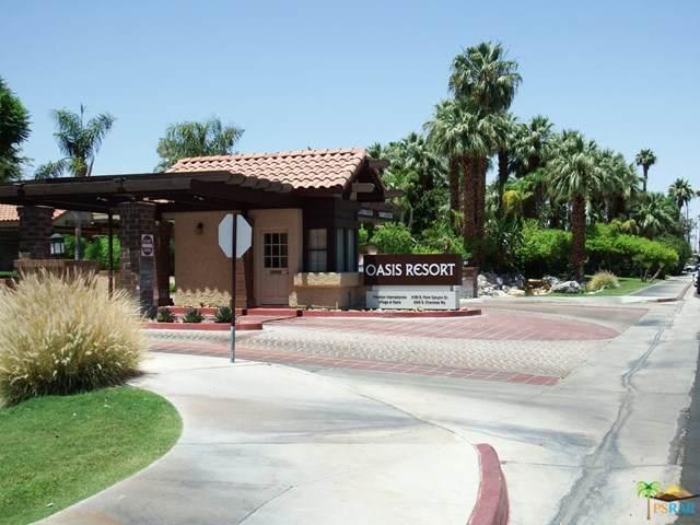 2345 S Cherokee Way #134, Palm Springs, CA 92264 (#21727332) :: Wahba Group Real Estate | Keller Williams Irvine