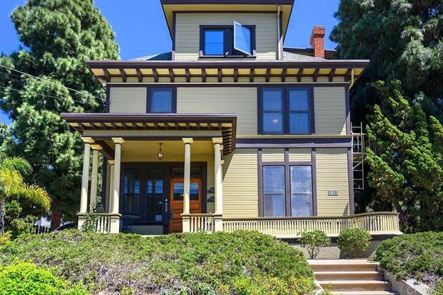 1945 2nd Avenue, San Diego, CA 92101 (#PTP2103028) :: Mainstreet Realtors®