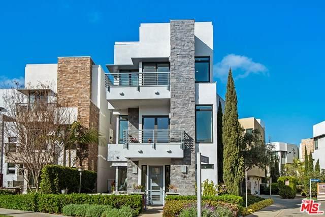 5833 W Seaglass Circle, Playa Vista, CA 90094 (#21726892) :: Team Tami
