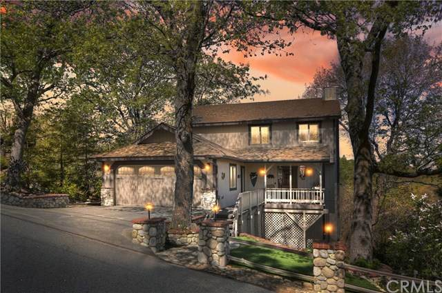 1590 Krause Lane, Lake Arrowhead, CA 92352 (#EV21095126) :: The Costantino Group | Cal American Homes and Realty