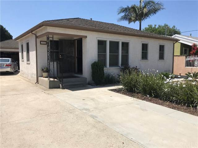1524 West 218th St., Torrance, CA 90501 (#SB21094386) :: Power Real Estate Group
