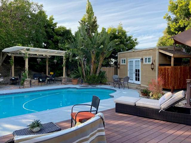 1548 Calle Violetas, Encinitas, CA 92024 (#210011839) :: The Costantino Group   Cal American Homes and Realty