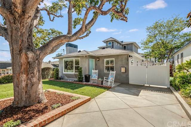 2305 Oak Avenue, Manhattan Beach, CA 90266 (#PW21077837) :: Mainstreet Realtors®