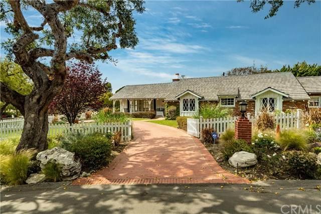 2564 Palos Verdes Drive W, Palos Verdes Estates, CA 90274 (#PV21095259) :: Compass