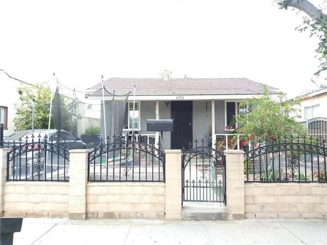 4753 Ivy Street, Pico Rivera, CA 90660 (#MB21094089) :: Mainstreet Realtors®
