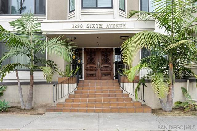 3290 6th Ave 2E, San Diego, CA 92103 (#210011854) :: Compass