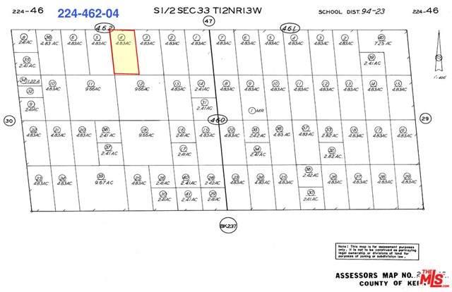 1 Ca-58, California City, CA 93505 (#21725688) :: Power Real Estate Group