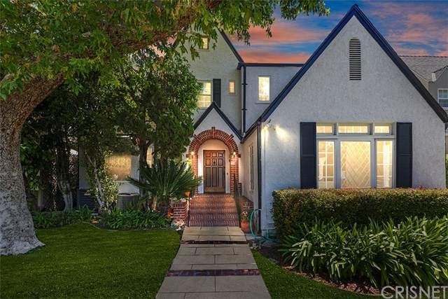 150 S Vista, Los Angeles (City), CA 90036 (#SR21094192) :: Team Forss Realty Group