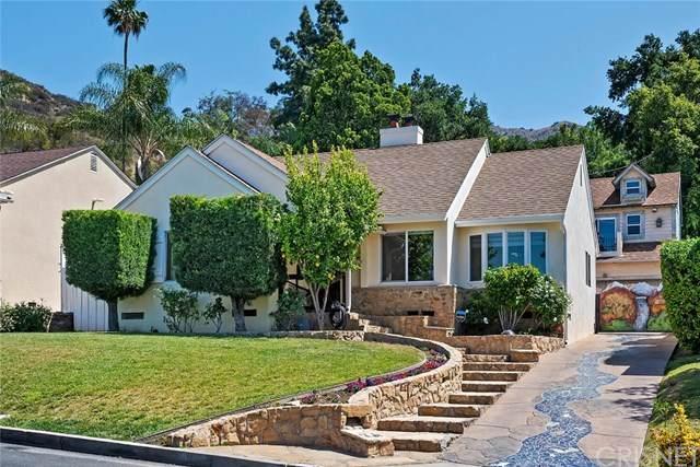 704 View Drive, Burbank, CA 91501 (#SR21095131) :: Mainstreet Realtors®