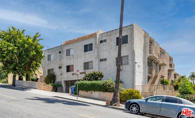 931 New Depot Street #14, Los Angeles (City), CA 90012 (#21725730) :: The Costantino Group | Cal American Homes and Realty